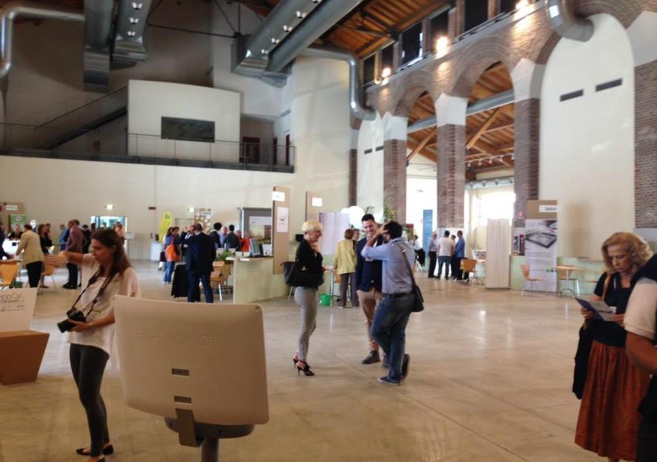 GREEN RETAIL FORUM&EXPO ORA LA ROTTA È DRITTA VERSO L'EXPO 2015