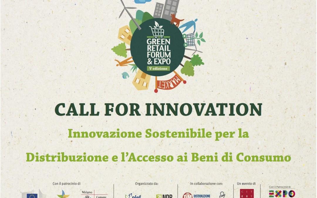 Call for Innovations – presentazione a SeedsandChips 27 marzo 15.30 Milano