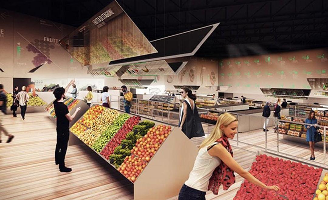 Il supermercato del futuro all'EXPO: sarà sostenibile o solo iper-tecnologico?