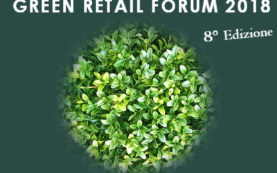Come sarà il Green Retail Forum 2018?