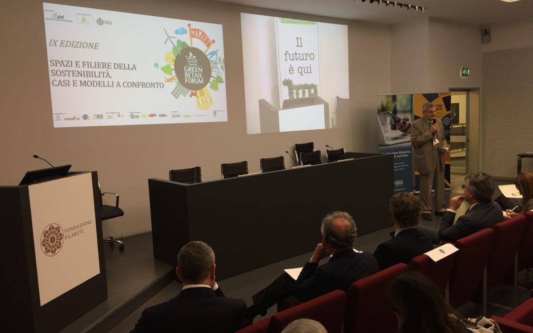 Chiusa con successo la IX edizione del GreenRetail Forum!